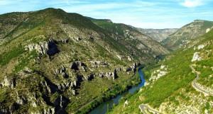 Séjour Groupe Lozère - Gorges du Tarn - Hôtel Les 2 Rives