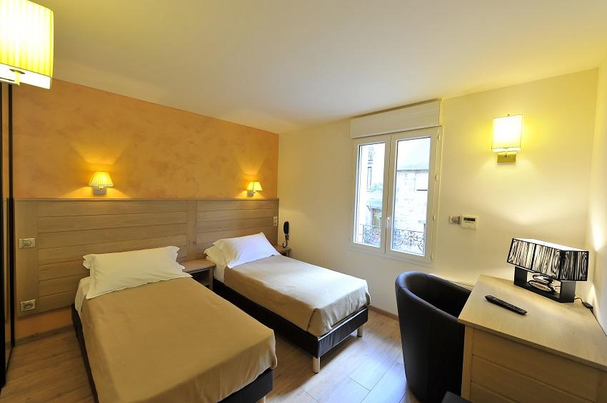 Hôtel Les 2 Rives - Hôtel Lozère - Tourisme Lozère