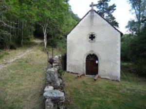 chapelle st félix tourisme lozere servières