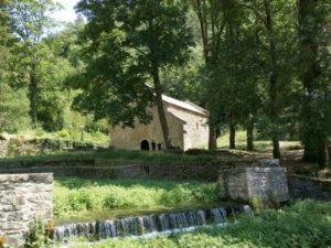 chapelle st frezal tourisme lozere lacanourgur