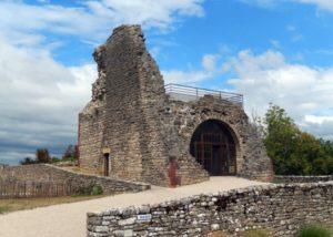 chateau de canilhac tourisme lozere