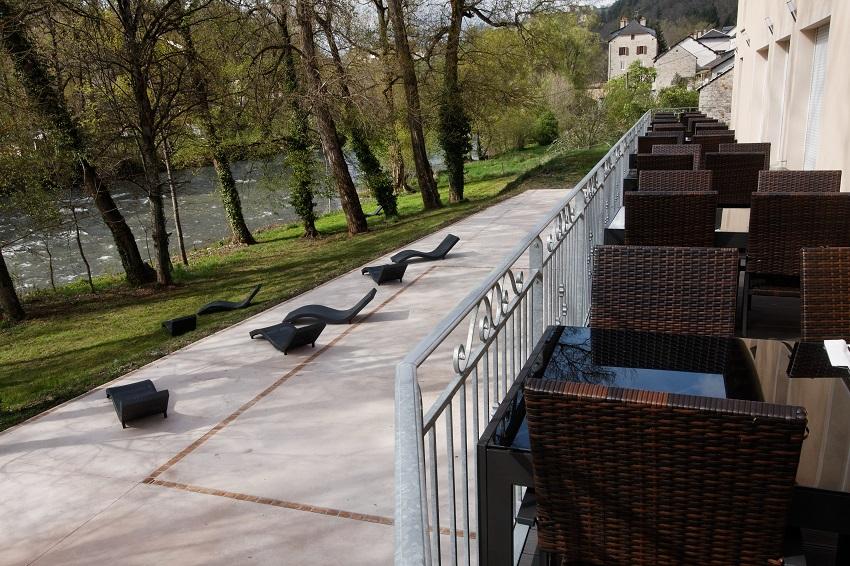 Séjour Gorges du Tarn - Tourisme Lozère - Hôtel Les 2 Rives