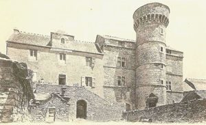 la tour de choizal lozere tourisme