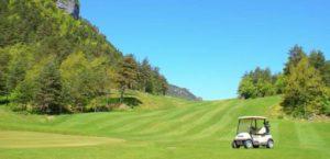 golf-gorges-du-tarn - golf la canourgue - Séjour Golf Lozère -