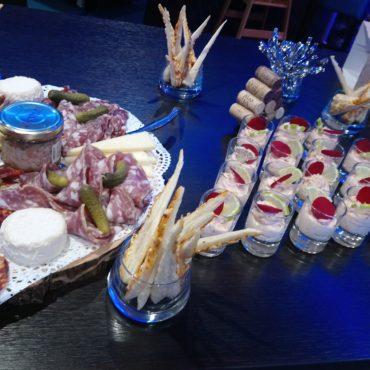 buffet produit locaux