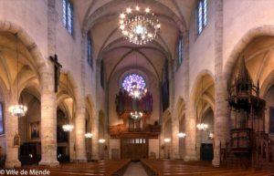 cathédrale mende tourisme lozère