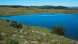 lac de born tourisme lozere