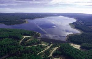lac de charpal tourisme margeride