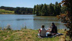 lac de ganivet tourisme