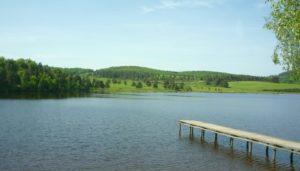 lac du moulinet tourime lozère