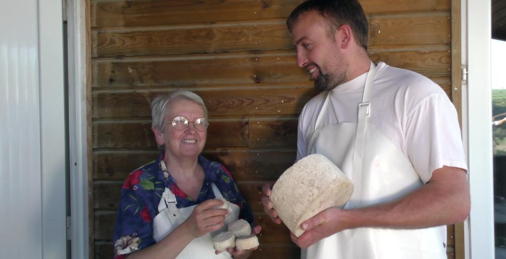 séjour à la ferme lozère fromage
