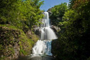 cascade de rune lozère tourisme