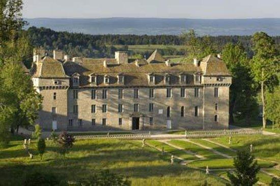 chateau de la baume tourisme